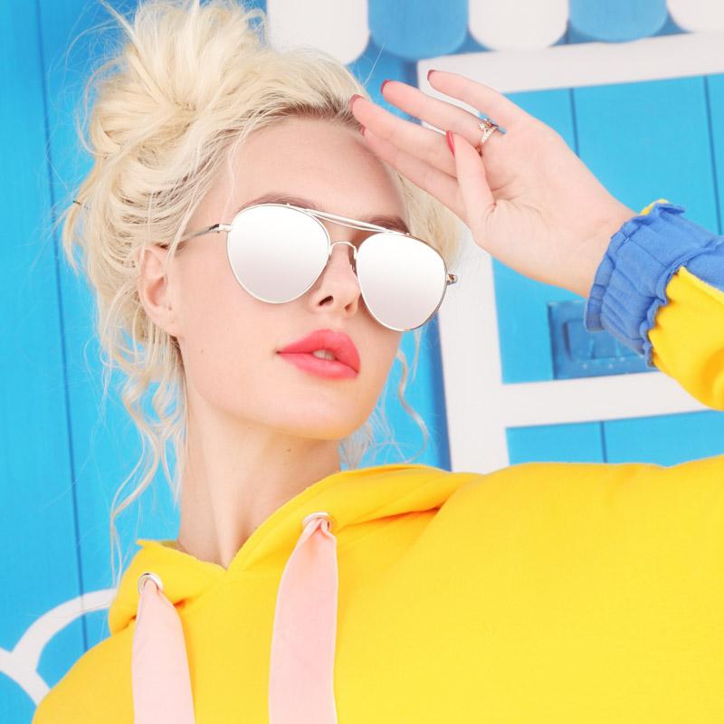 蛤蟆镜2017新款太阳镜女士复古时尚墨镜潮个性眼睛大框长圆脸眼镜
