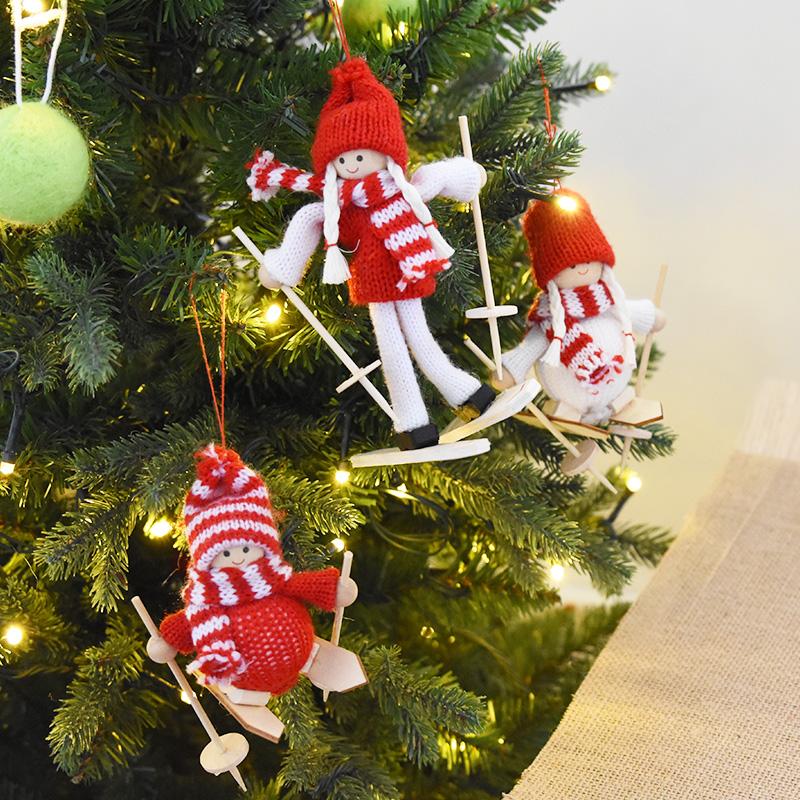 Рождественские украшения Nuchi