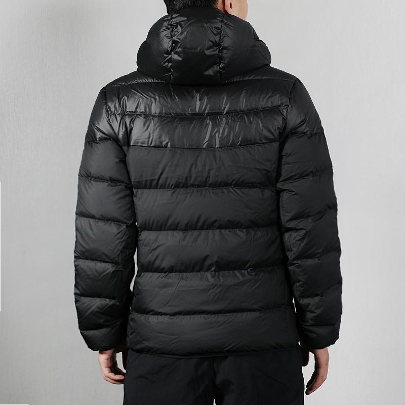 Nike耐克男装保暖羽绒服2018冬季新款品牌运动休闲连帽防风外套