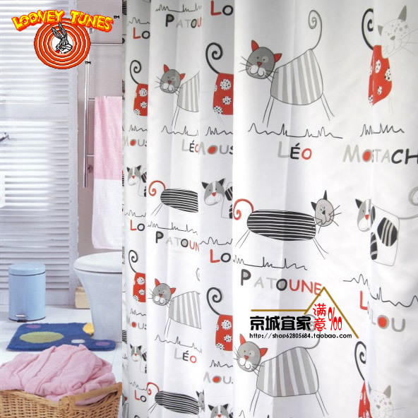 Shower curtain cool
