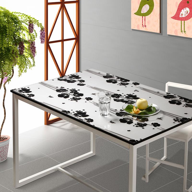 添宇餐桌布软质玻璃桌布水晶板