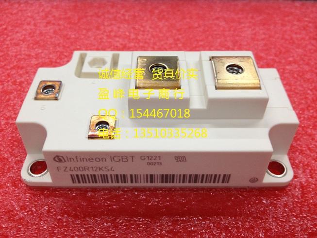 Электронные компоненты Оригинальные аутентичные Английский Fei Лин Ou Пайк Плэйс знак IGBT модуля fz400r12ks4 fz600r12ks4