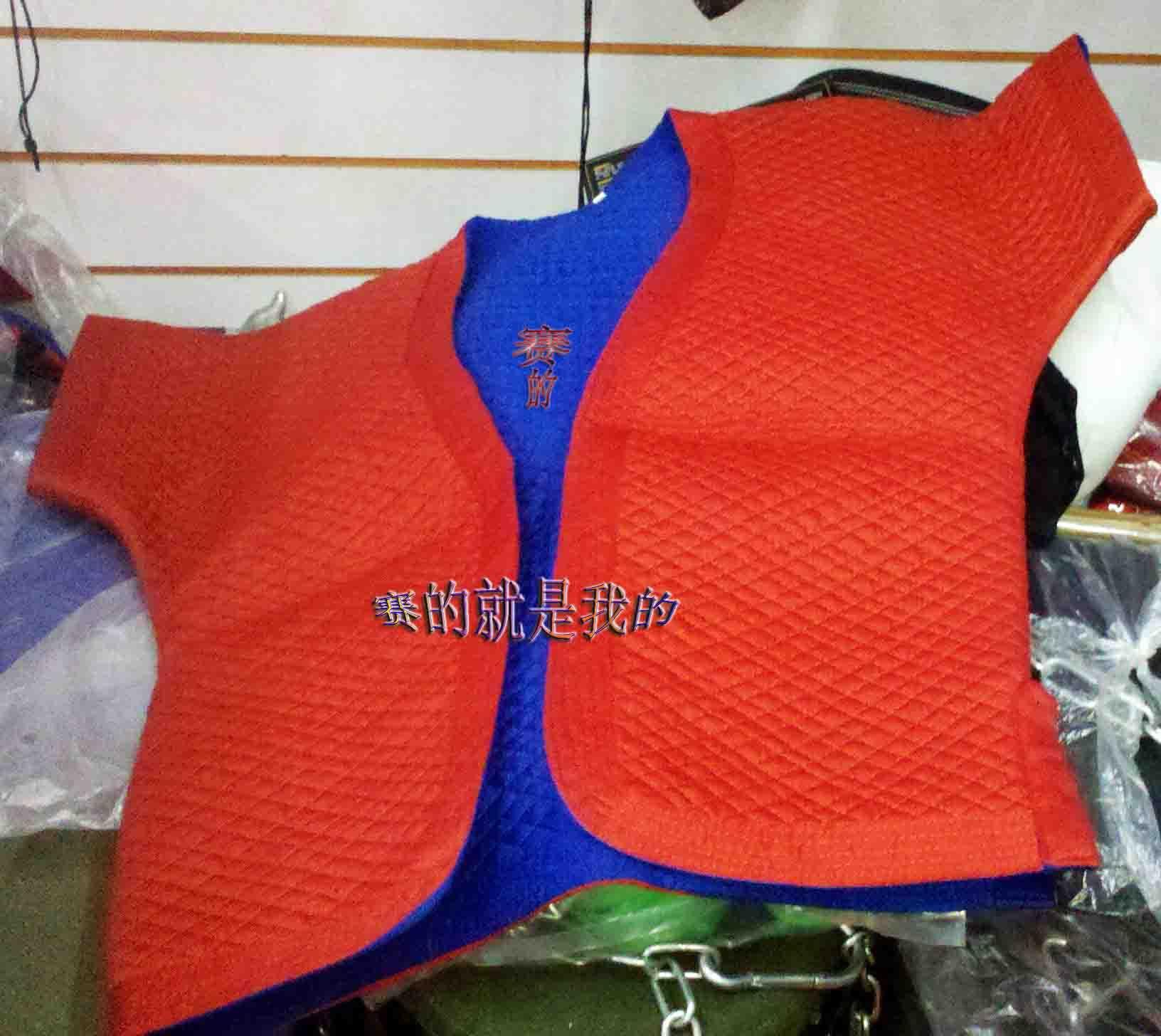 Форма для борьбы Пекин производители/традиционный борцовский костюм/красный синий двусторонний китайский стиль борьбы одежда костюмы костюм Санда тхэквондо