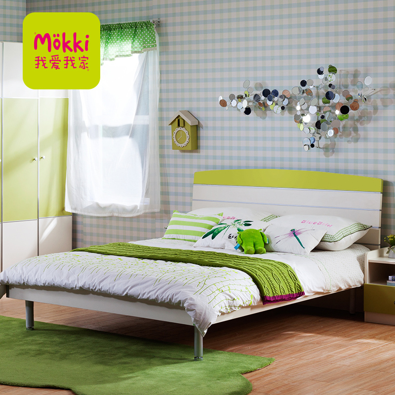 我爱我家田园儿童床W9A08-12-01