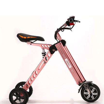 Electric Foldable Scooter 12-inch 36V Lithium Battery Bike