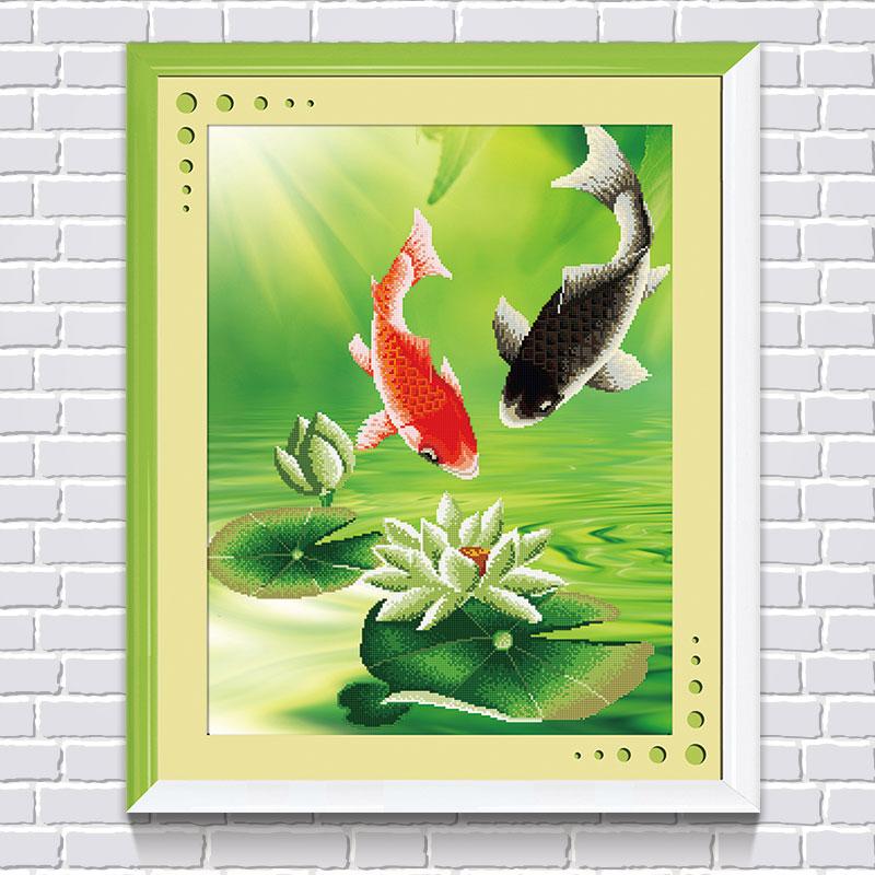 钟爱一生5d钻石画Z5D021