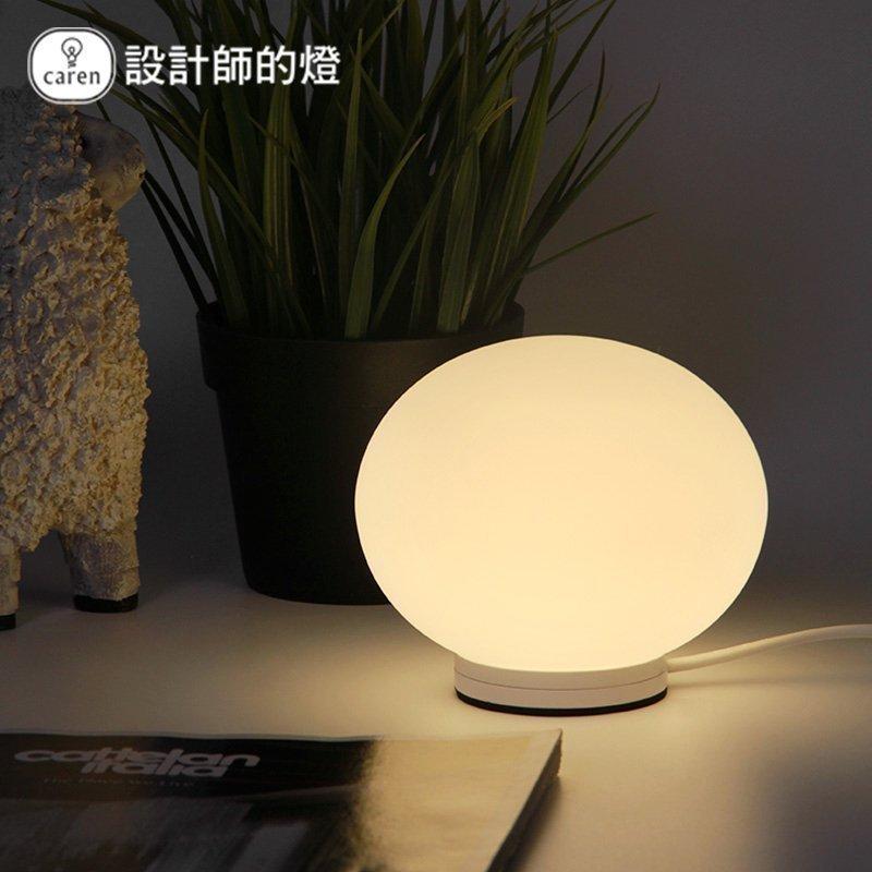 设计师的灯欧式现代迷你圆地球小台灯SJS-LOO4-2