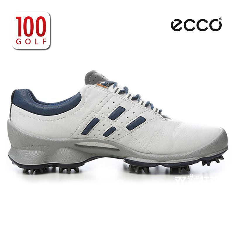 ECCO爱步 高尔夫球鞋 男健步舒适系列 高尔夫鞋 男士新款爱步男鞋