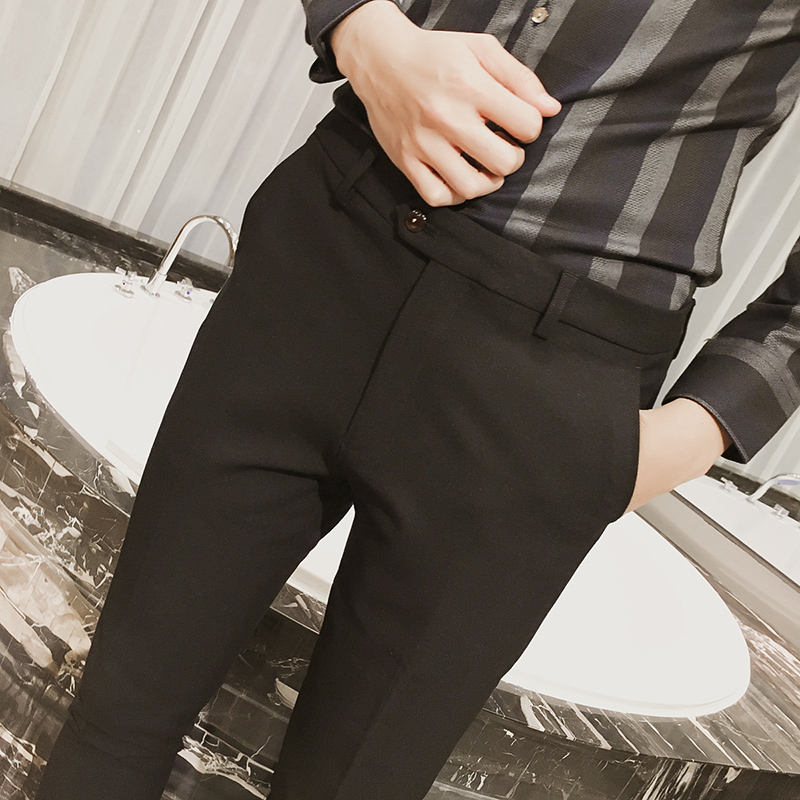 Classic trousers Ou Gexi 0364