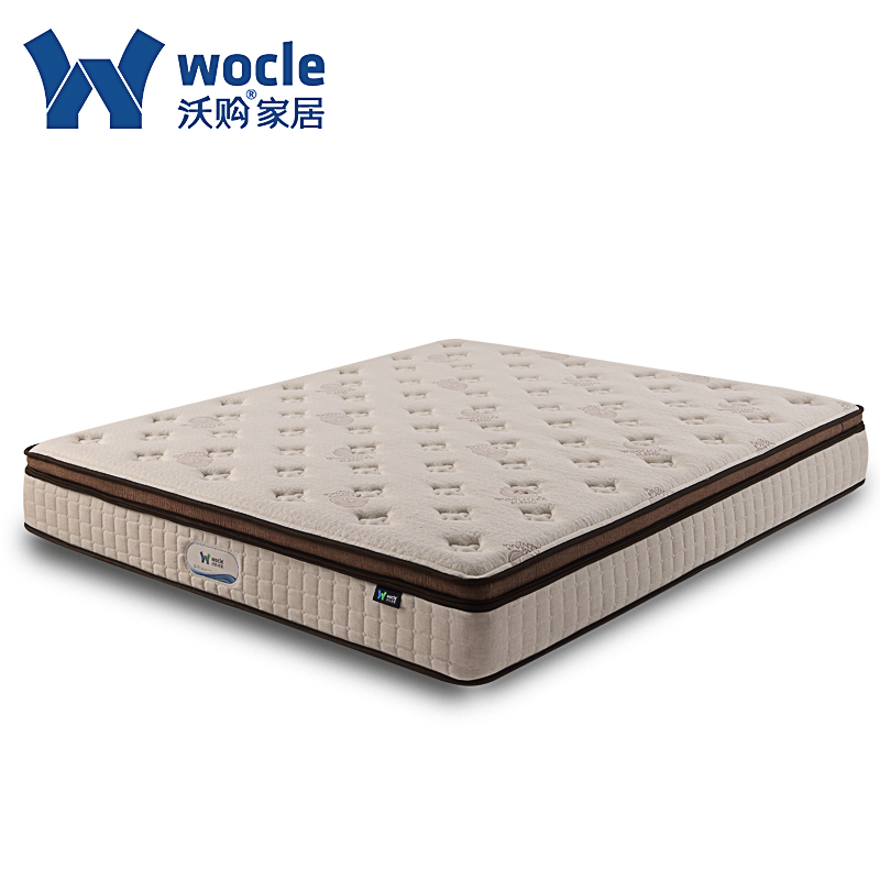 沃购纯天然乳胶床垫CD036
