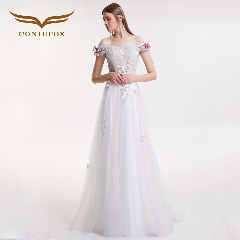 创意狐结婚礼服女2018新款时尚修身晚宴礼服连衣裙长款宴会礼服裙
