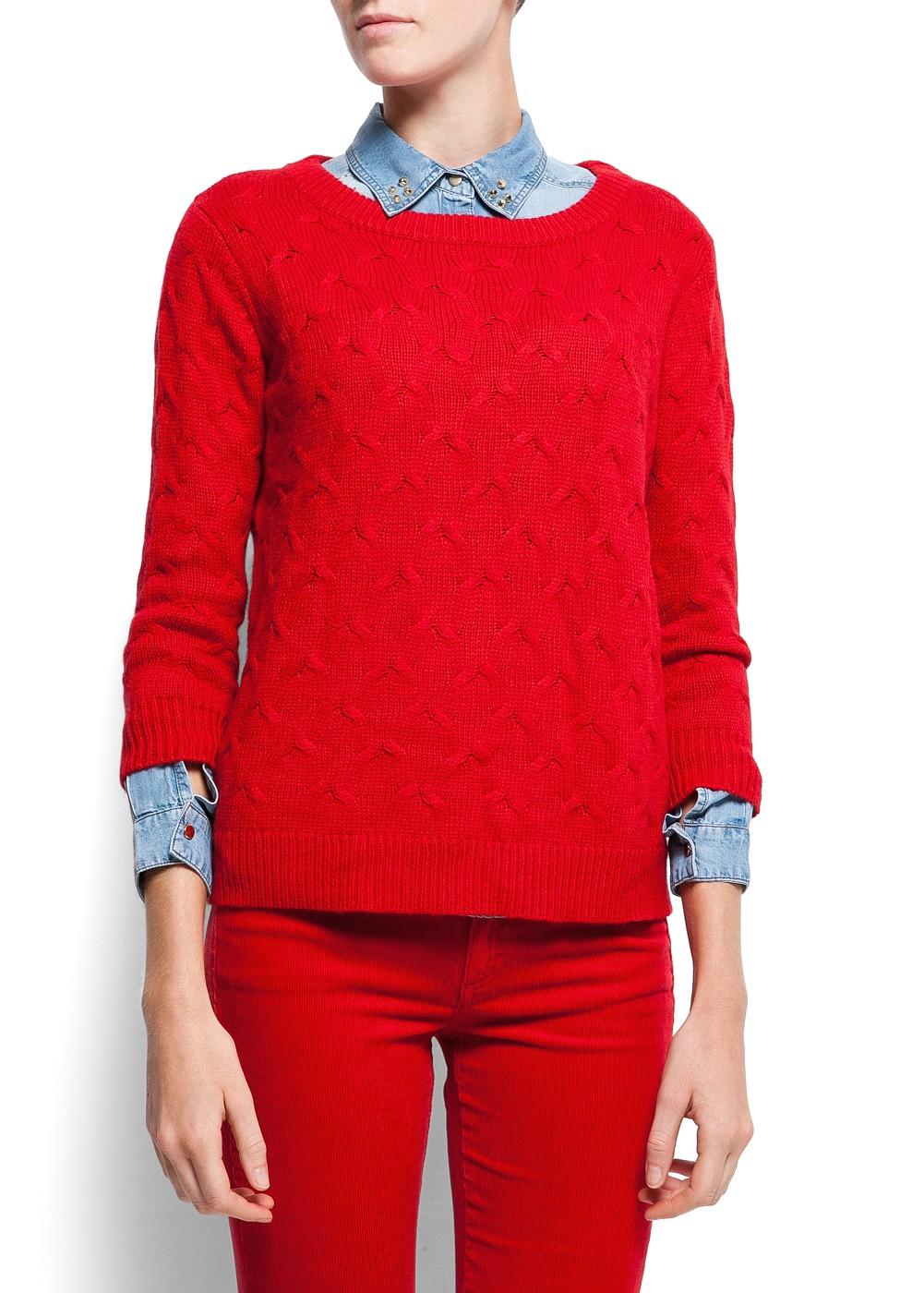 Вязаные Свитера Пуловеры Доставка