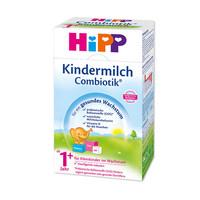 德国原装进口Hipp喜宝益生菌婴幼儿配方奶粉1+ 600g/罐 1岁以上