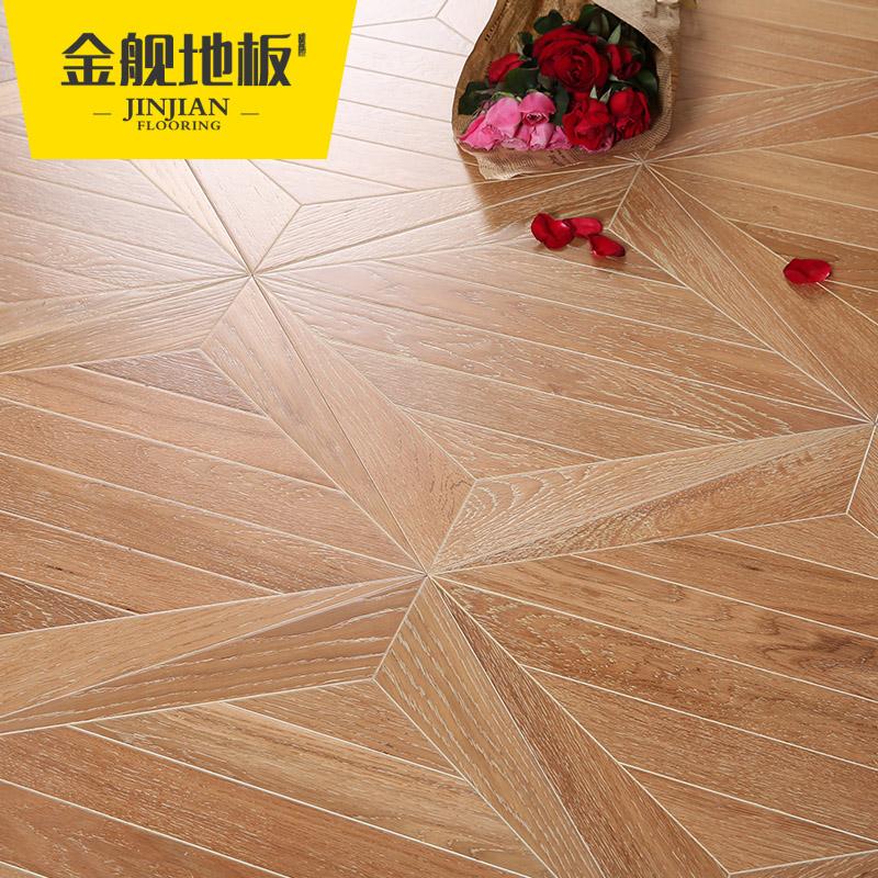 金舰实木复合地板p8225