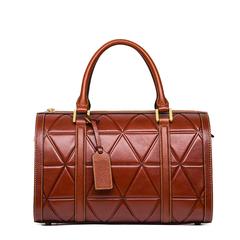 唐黛包包大容量女包品牌大包欧美简约百搭格子单肩手提包