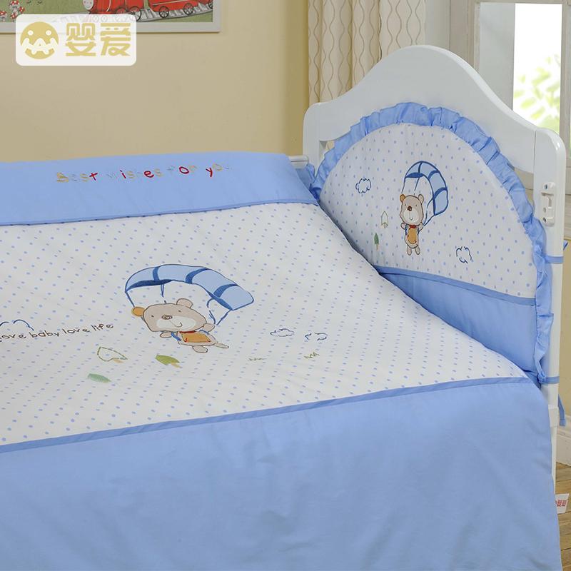 婴爱婴儿床上用品套件C-Y08-01