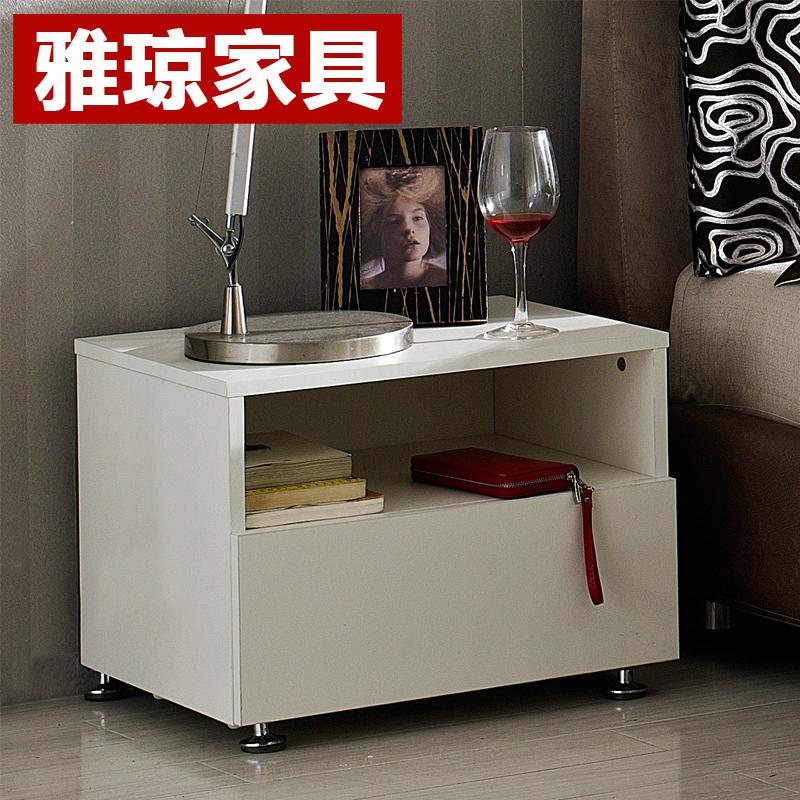 雅琼现代板式床头柜YQA37