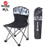 Westfield/我飞 户外折叠椅休闲钓鱼凳子便携马扎沙滩椅子写生椅