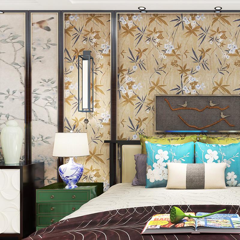 米冠古典中式风格壁纸179305