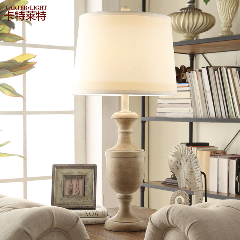 卡特莱特家居美式复古台灯SG3065