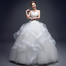 Wedding dress Yinuo beauty qp1029 2015