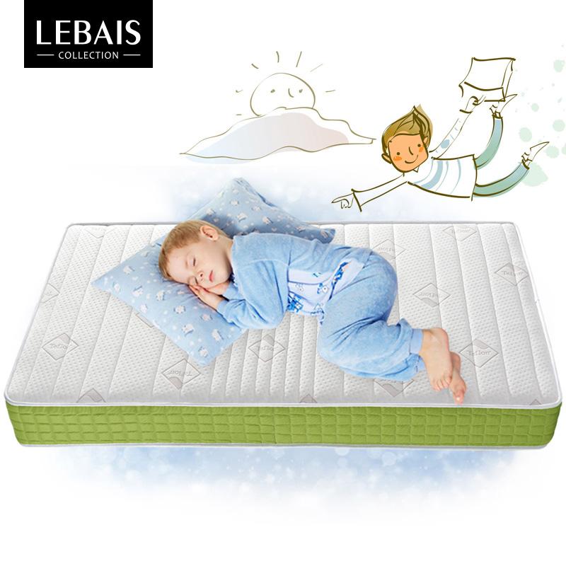 勒贝斯防污儿童床垫E12