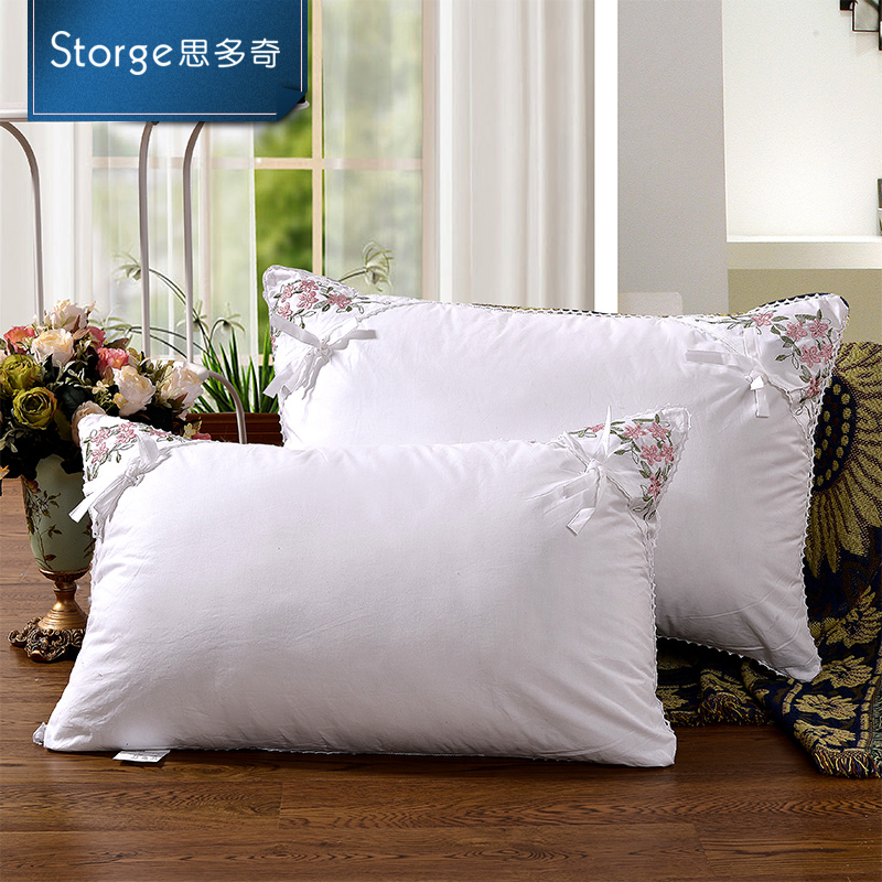 storge/思多奇全棉韩式香枕头BA30401101