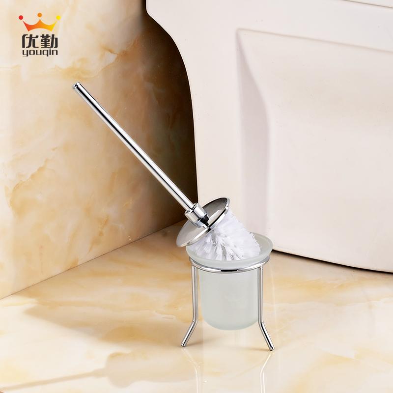 优勤卫浴不锈钢台式马桶刷