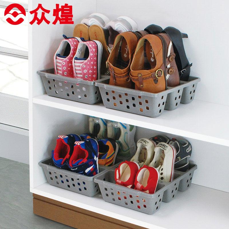 众煌日本鞋子架鞋柜置物架