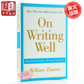 On Writing Well By William Zinsser - English Paperback