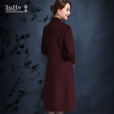 Women coat OTHER suhe/201602 2016
