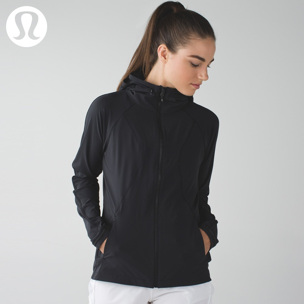 lululemon丨Go The Distance 女士跑步运动夹克LW4I10S