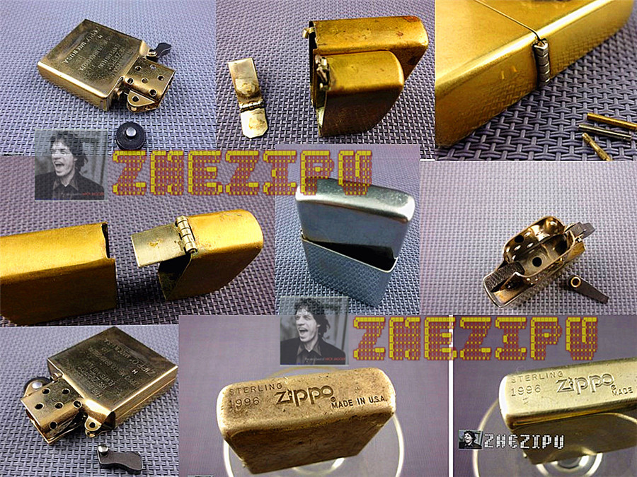 Ремонт зажигалки zippo
