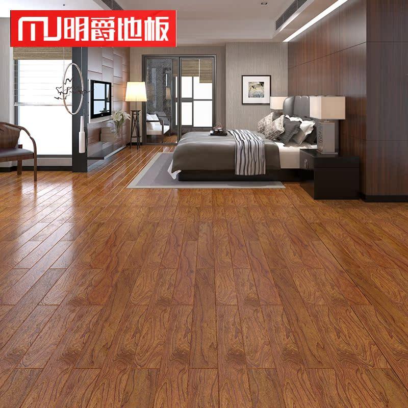 明爵实木复合地板SF205