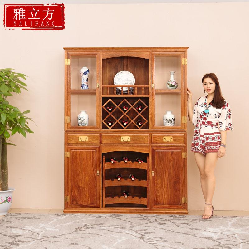 雅立方红木酒柜中式酒柜YLF/86868