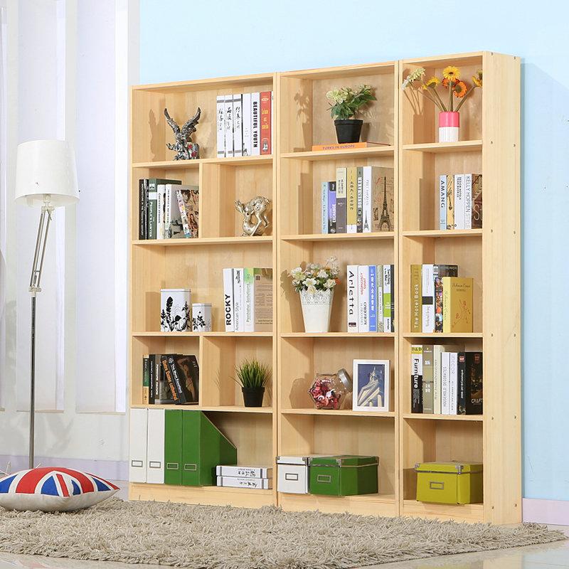 金胜美实木书柜