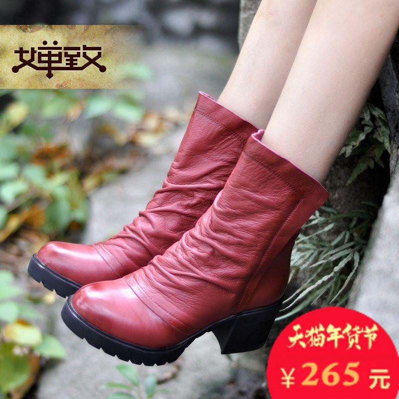 婵致女鞋旗舰店_婵致品牌