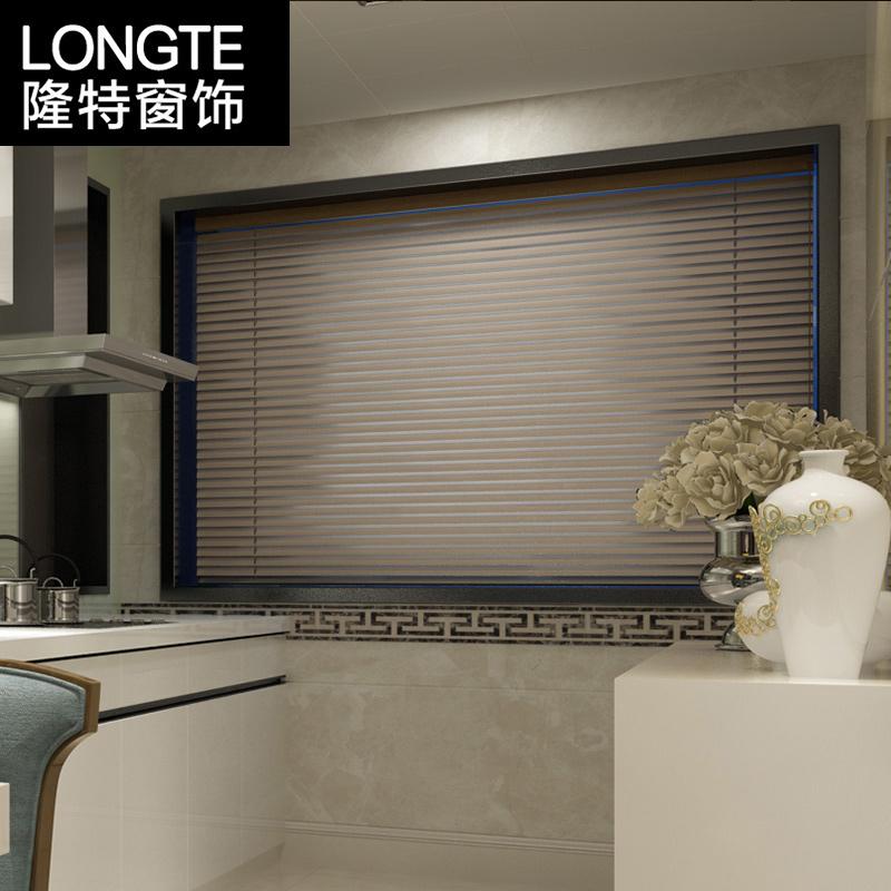 隆特窗饰铝合金百叶窗帘LBYZ500101