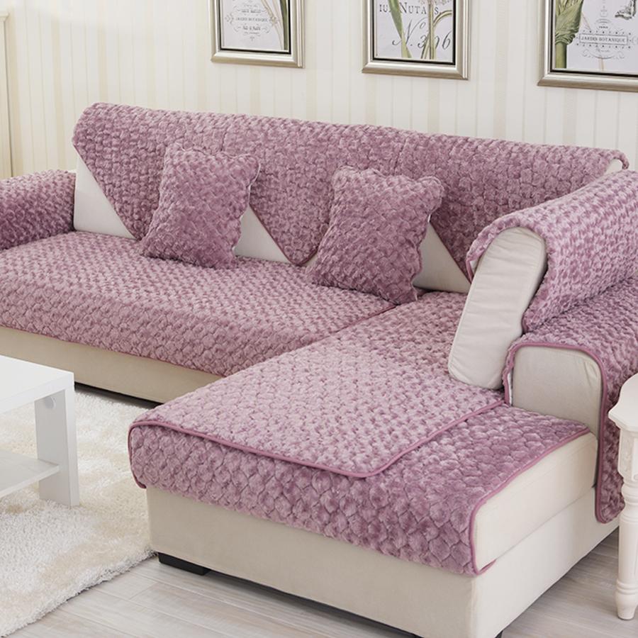 罗兰妮超厚长毛绒沙发垫luolanni-75968