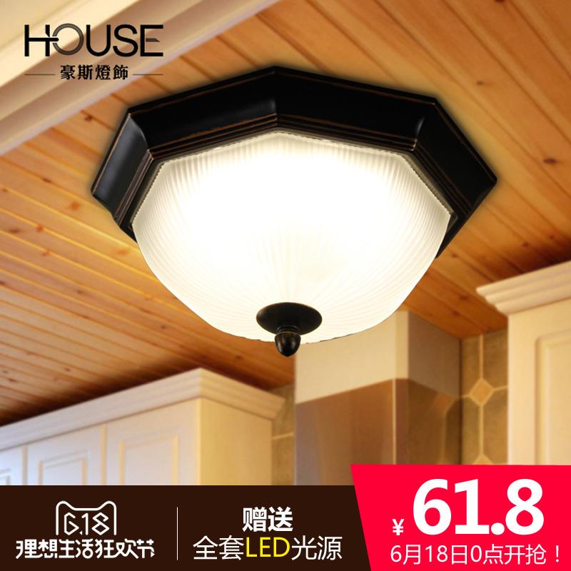 豪斯北欧简约书房浴铁艺灯YB-MAX02023012