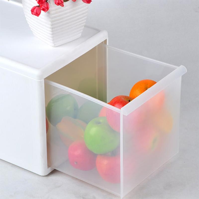 百露塑料抽屉式柜BL1538