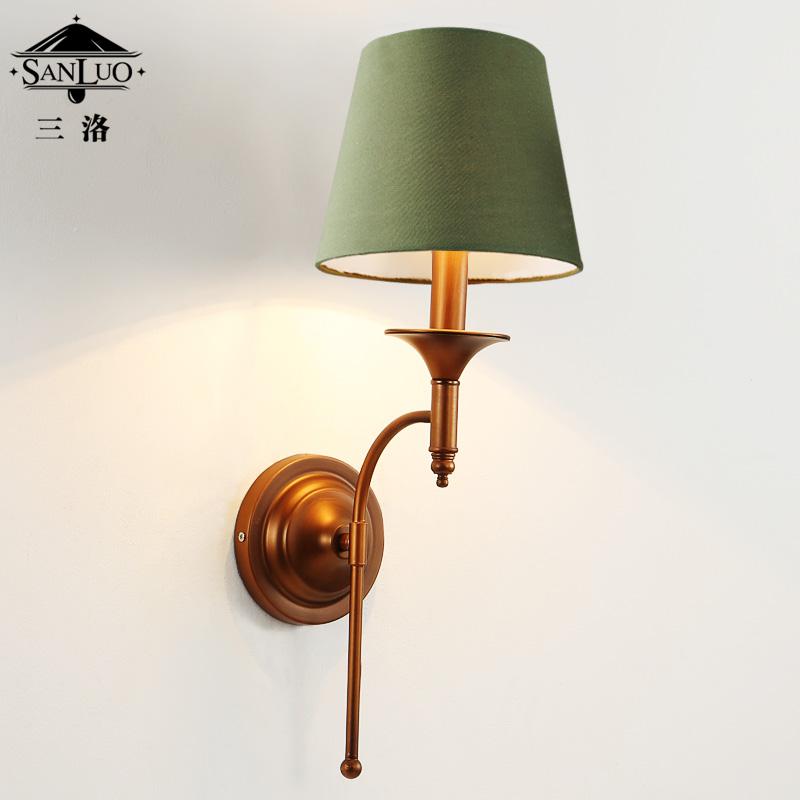 三洛美式乡村壁灯M571B