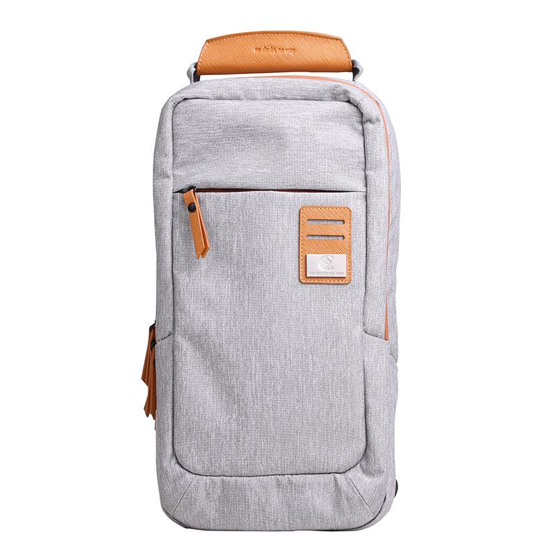 dpark多功能休闲胸包 苹果ipad mini- air-pro平板电脑户外斜挎包