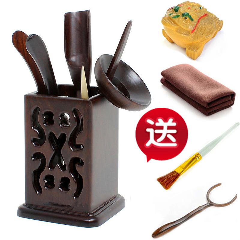 云品家居茶道六君子茶夹茶具CX013117