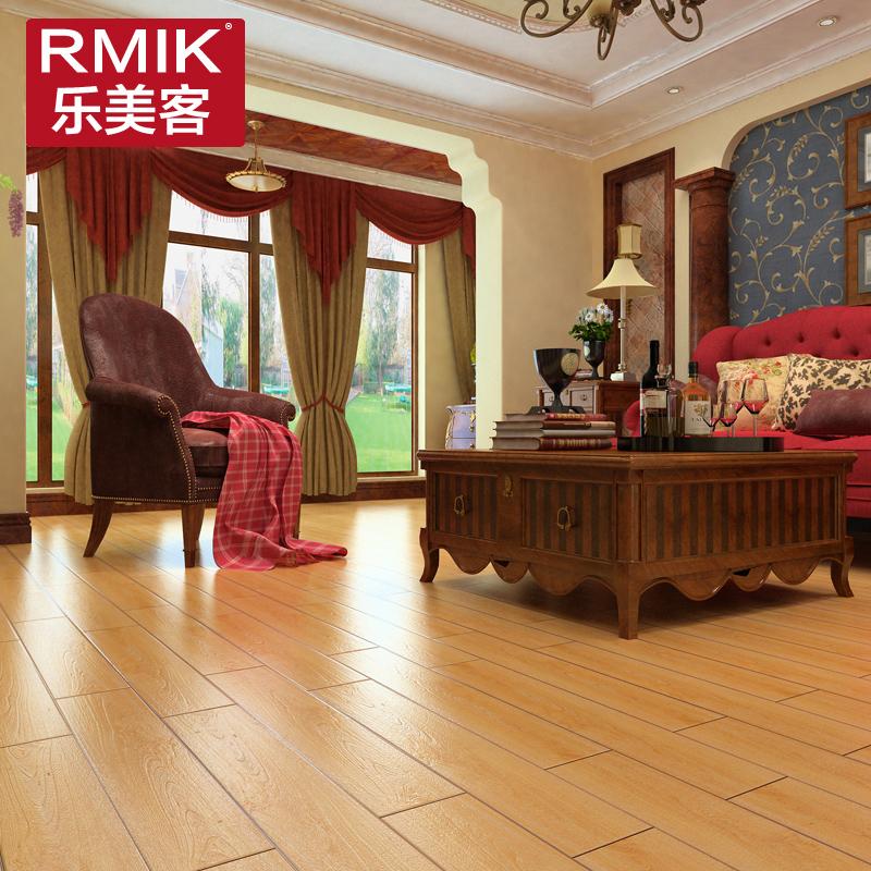 乐美客现代中式瓷砖MK18202木纹