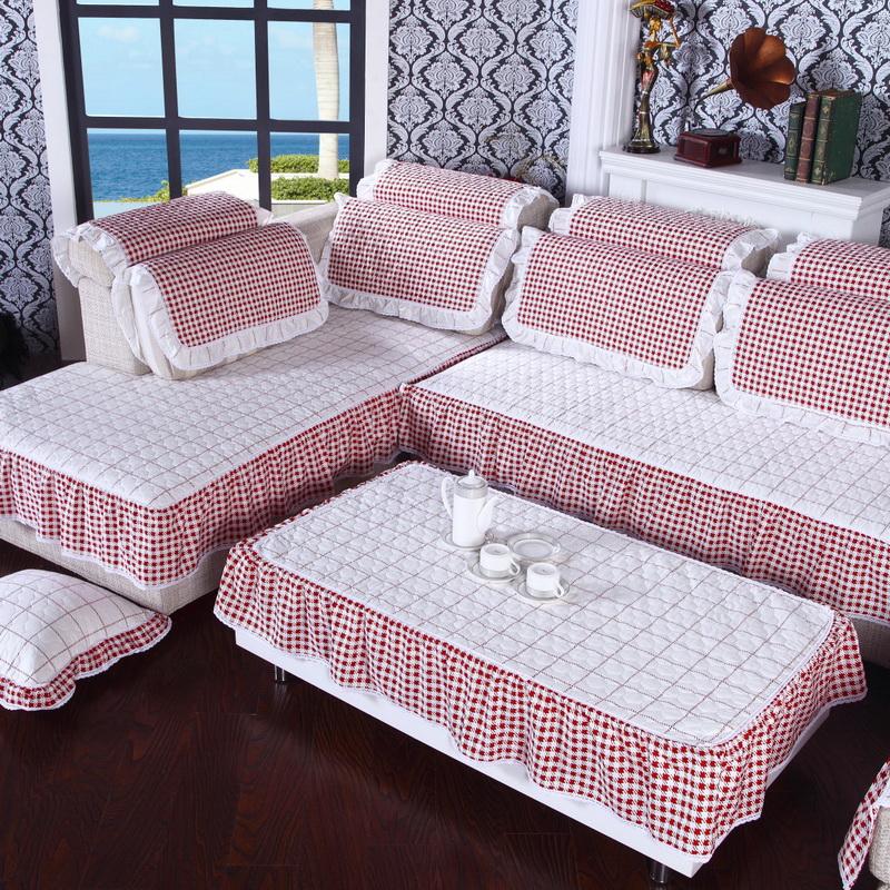 好多家沙发垫新款韩式沙发笠1601