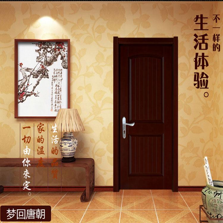 森阁木门室内门玻璃房间门s003