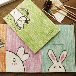 玛丽  A4素描本涂鸦本空白加厚大号速写本写生本白纸绘画本