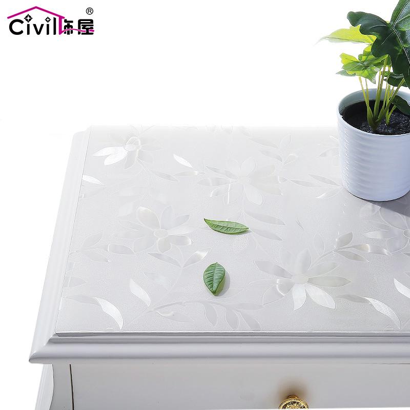 饰屋软质玻璃花纹集合半透明sw-001hs