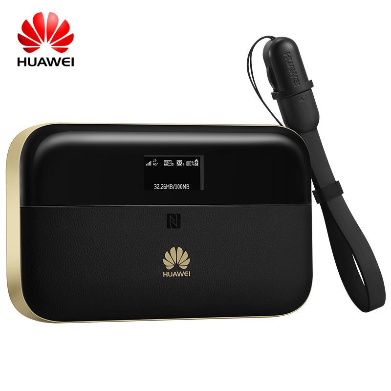 华为e5885随行WiFi2 Pro电信4g无线路由器移动随身车载wifi联通全国不限流量神器笔记本上网宝插卡mifi